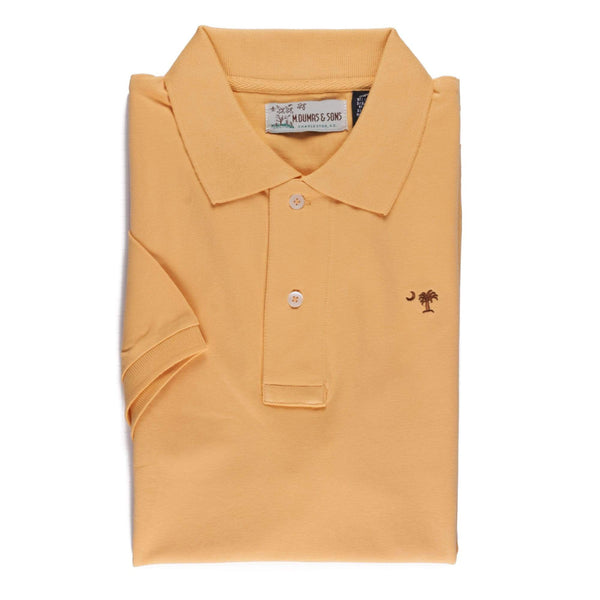 M. Dumas & Sons Polos Palmetto Polo- Maize