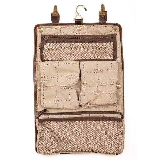 Moore & Giles Luggage Moore & Giles- Austin Hanging Wash Kit