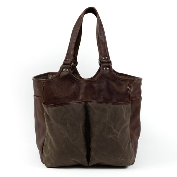 Moore & Giles Small Leather Goods Moore & Giles- Bell Picnic Tote