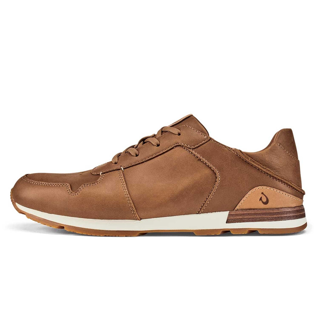 Olukai Shoes Olukai Huakai Li Leather Sneaker 10406-3333