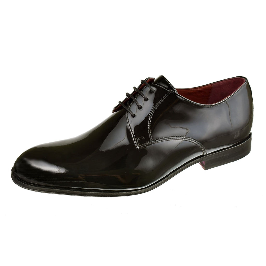 Peter Huber Shoes Peter Huber Manhattan Tuxedo Shoe Manhattan-Black