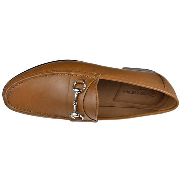 Peter Huber Shoes Peter Huber Mens Ascot Classic Bit Tan
