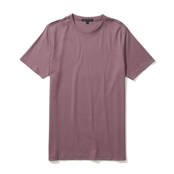 Robert Barakett T-Shirts Georgia Crew Neck T-Shirt- Winter Pink