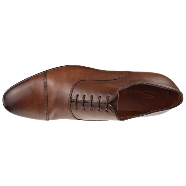 Santoni Shoes Santoni Darian Oxford Darian-Brown