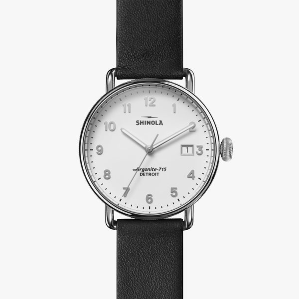 Shinola Watches The Canfield 38 MM