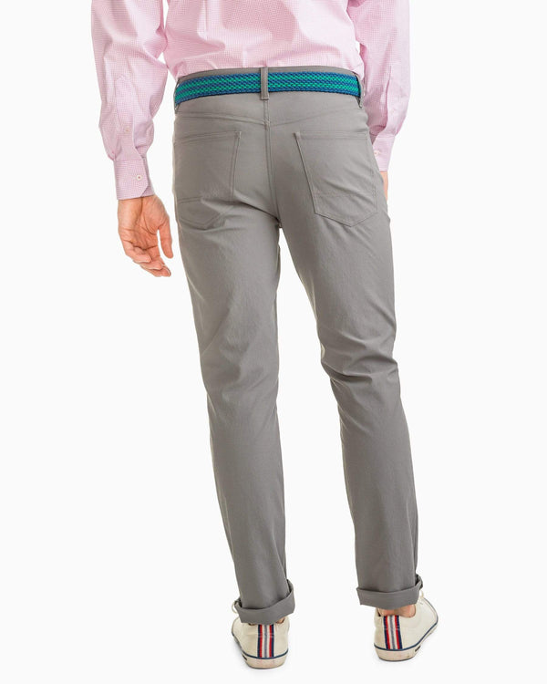 Southern Tide 5-Pockets Intercoastal Performance Pants Polarized Grey