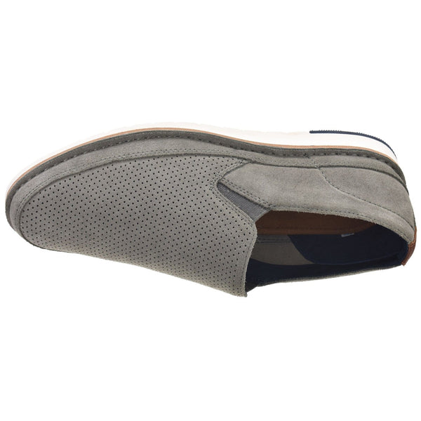 Trask Shoes Trask Men's Shoes Barnett Perf Slip On