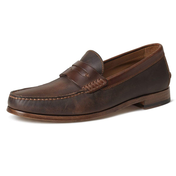 Trask Shoes Trask Mens Sadler Penny Loafer 30-0852
