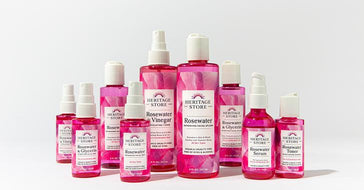 OUR ROSEWATER COLLECTION