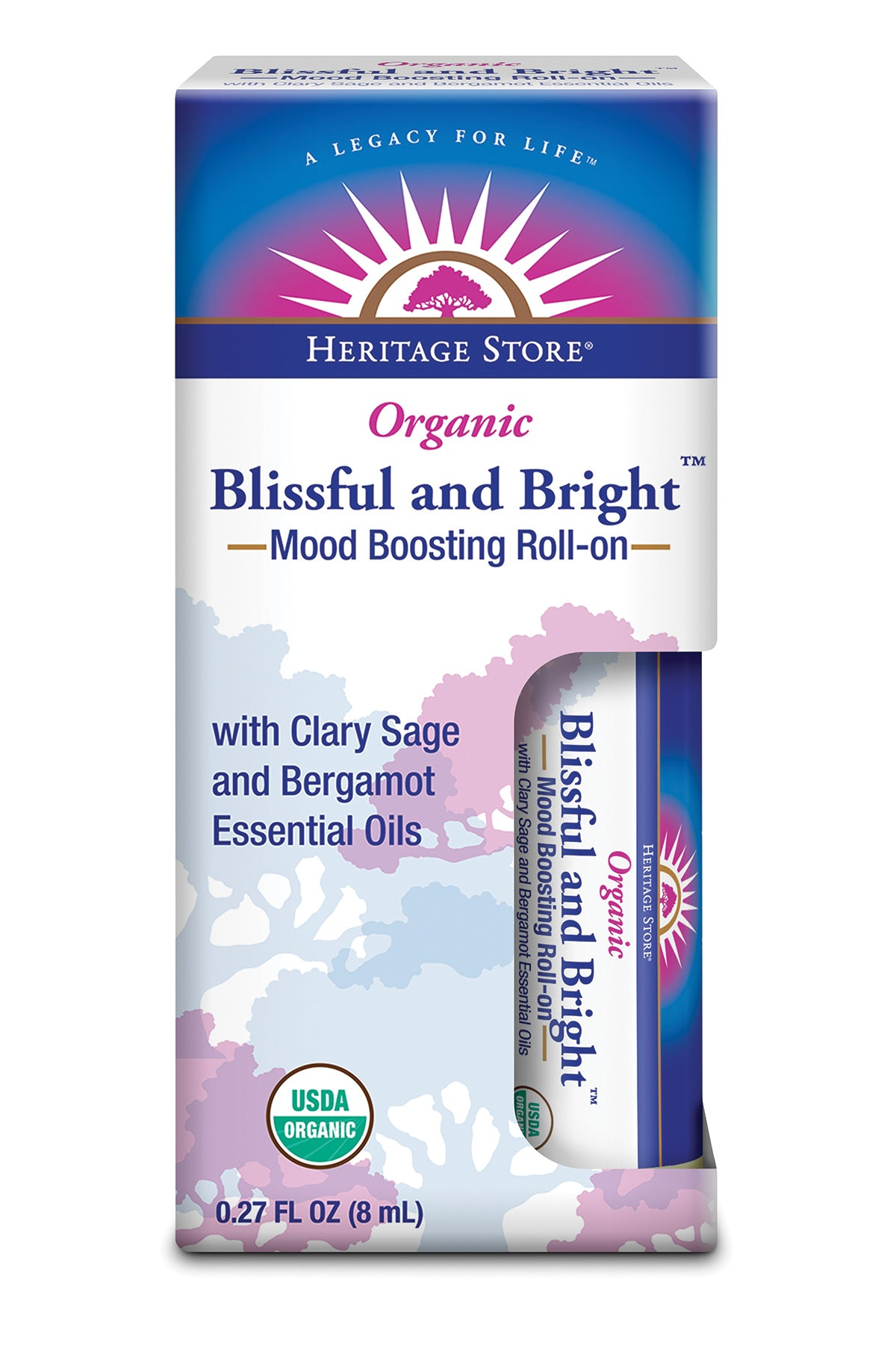 Blissful and Bright Roll-On - Mood Boosting