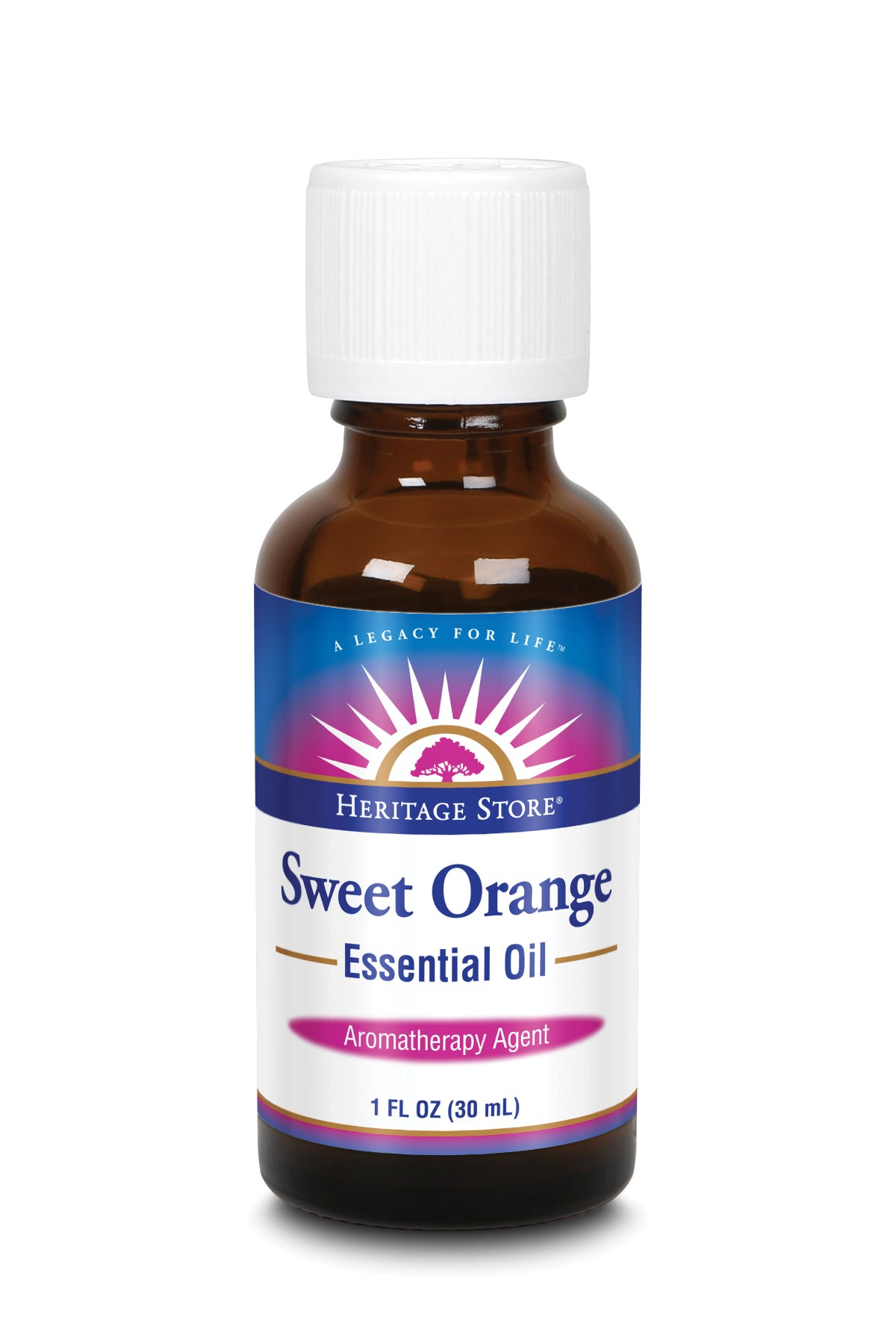Orange Sweet, Essential Oil - 1oz