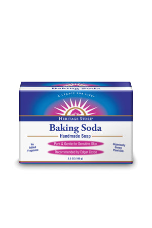 Baking Soda Soap - 3.5oz