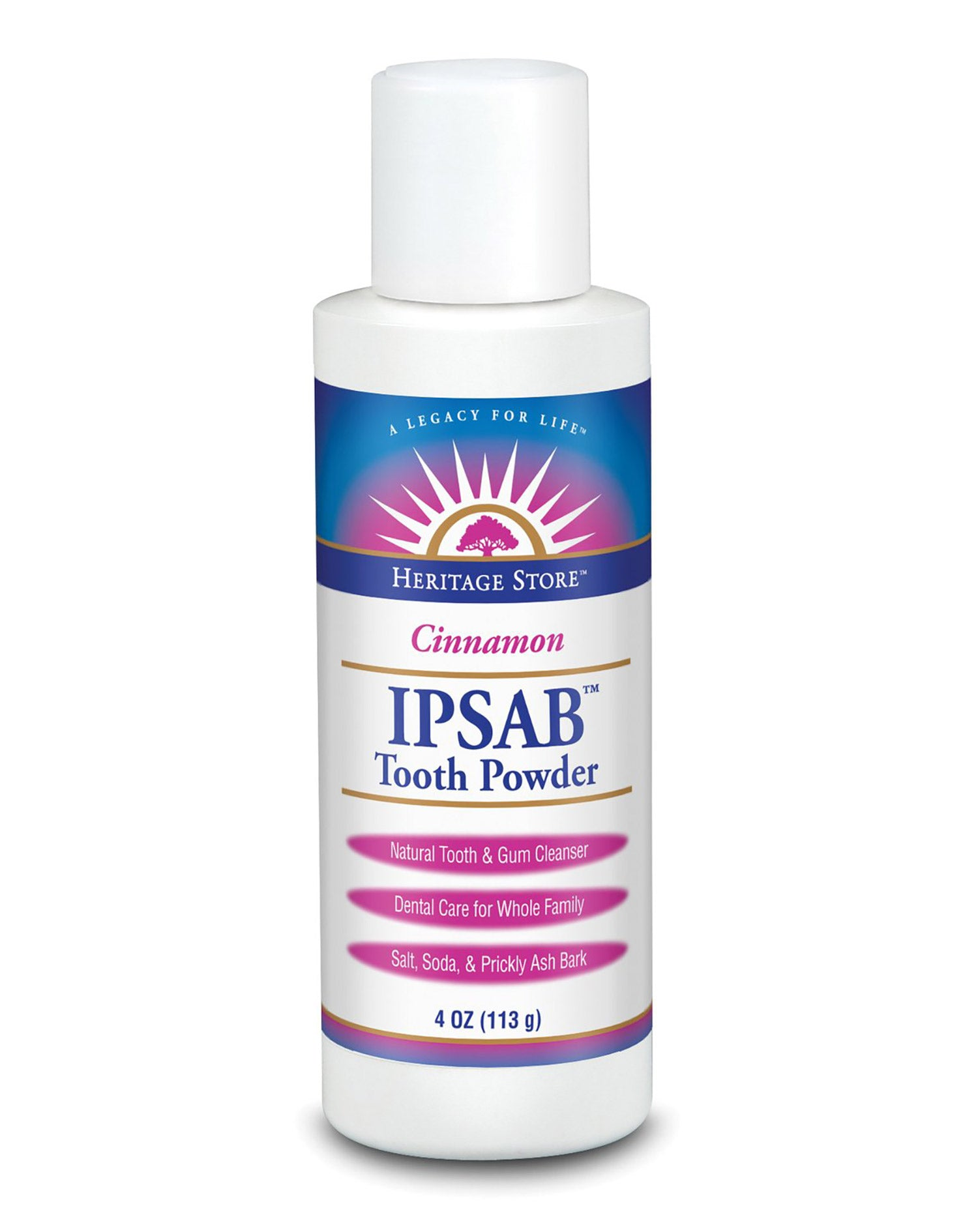 IPSAB Tooth Powder - Cinnamon