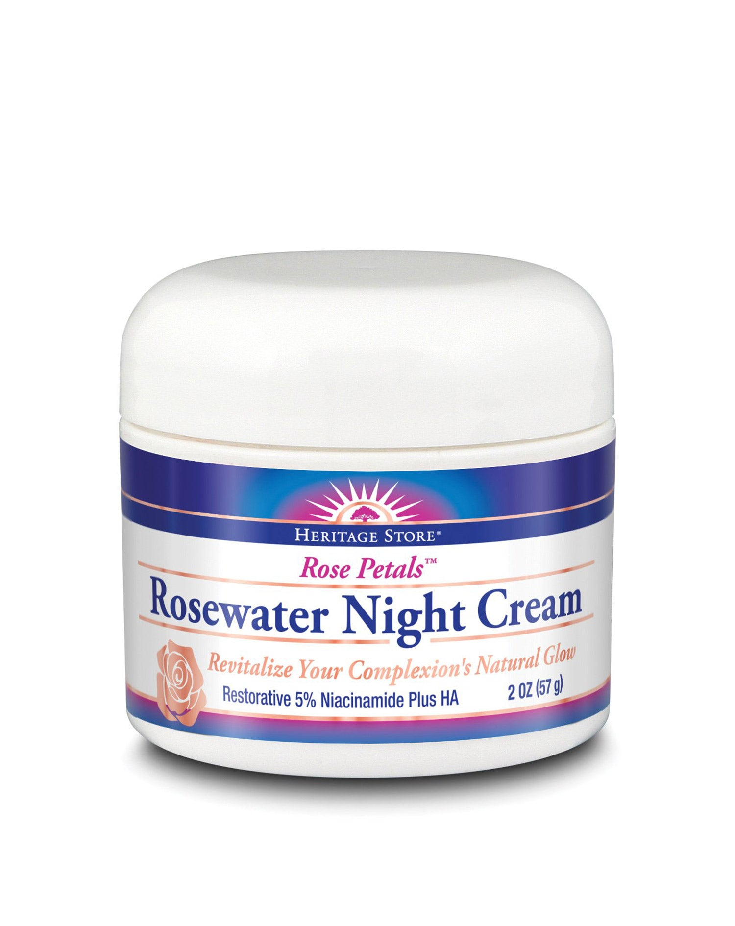 Rosewater Night Cream