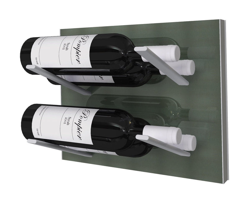 STACT Premier L-type Weinregal - Rotguss grau