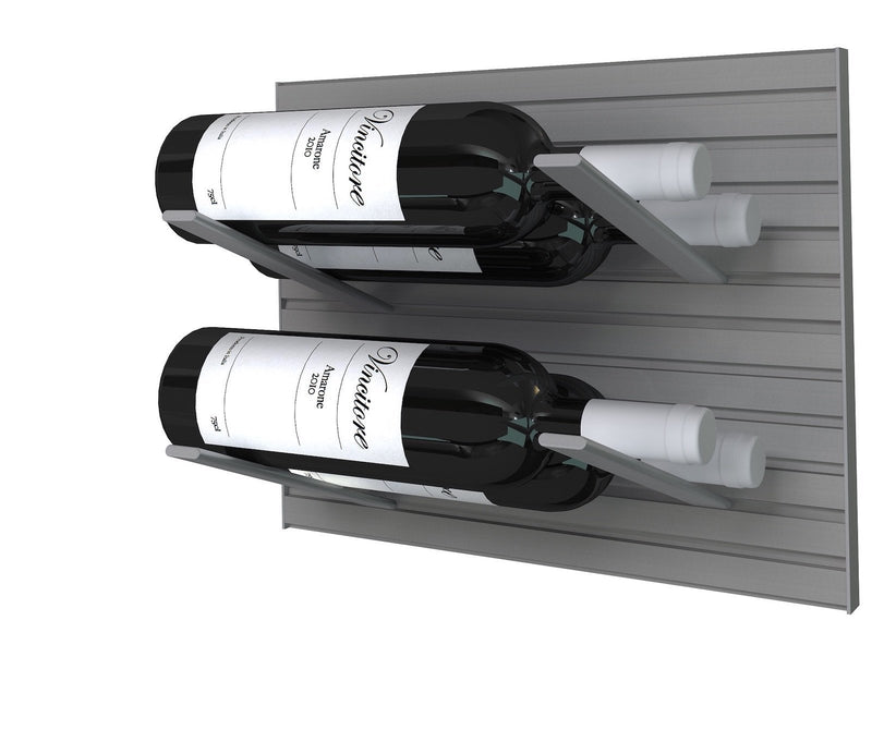 STACT Pro L-type weinregal - Space grau