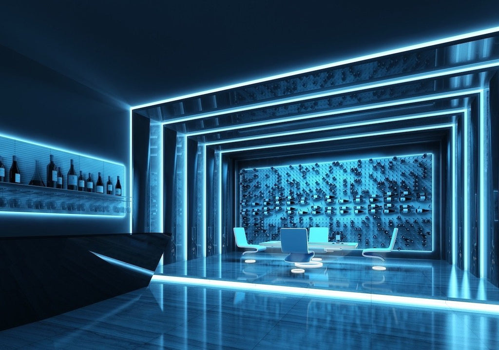 vin lounge design