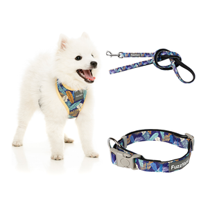 Mahalo Bundle Harness + Lead + Collar