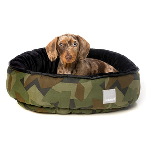 Commando Reversible Dog Bed