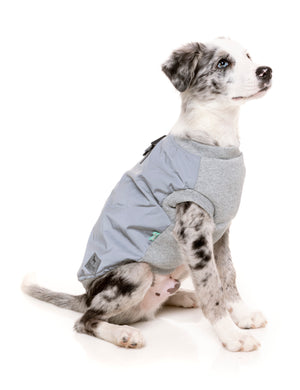 MacGyver Harness Jacket Silver Reflective