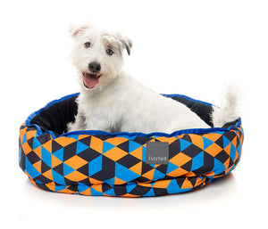 Amsterdam Reversible Dog Bed