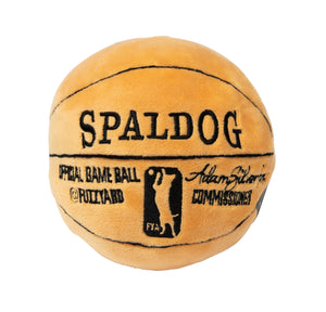 Spaldog Basketball Dog Toy