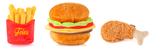 Mini Fast Food Bundle