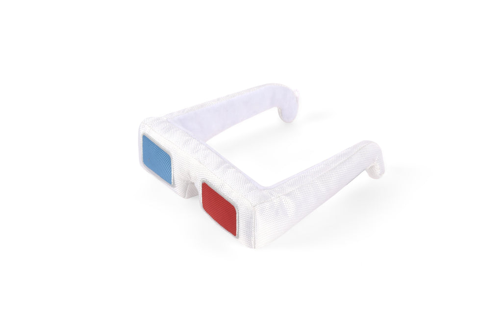 Hollywoof 3D Glasses Dog Toy