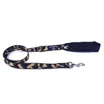 Padded Handle Camo Lead Large Dogs