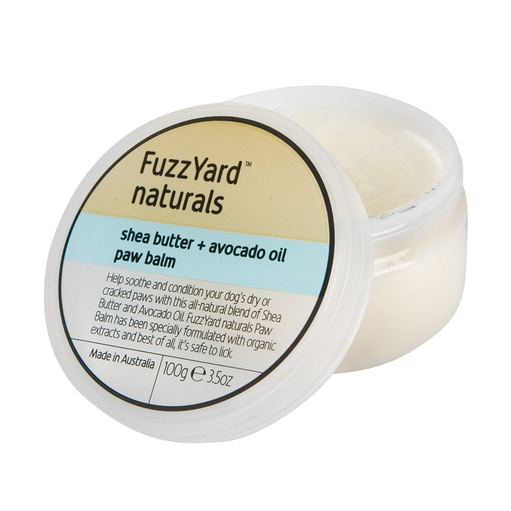 Paw Balm, Shea Butter + Avocado Oil 100 g