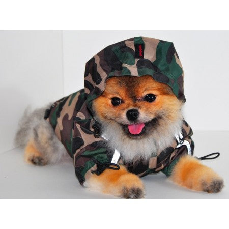Puppia Dog Raincoat