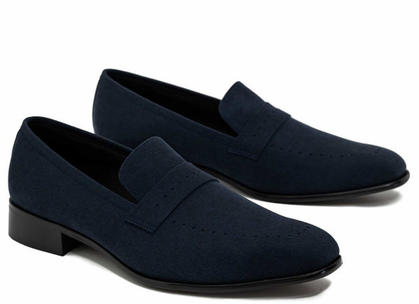 Oban  I  Navy Blue