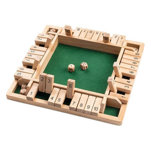 Shut The Box™ by AuraSoho®