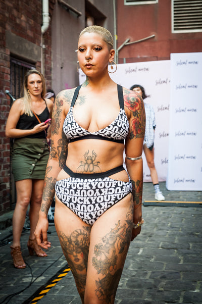 2018 Melbourne Fashion Week Runway!