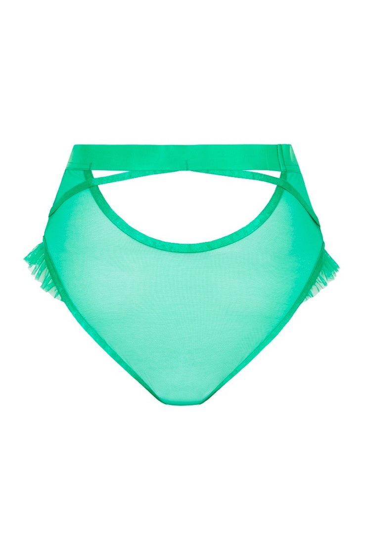 Royal Hi Waist - Emerald