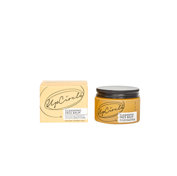 Cleansing Face Balm with Apricot Powder - Line By Moí