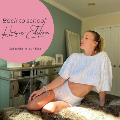 Back To School: Home Edition