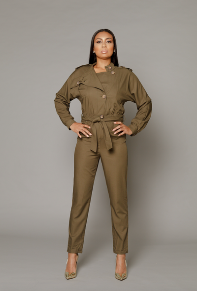THE OLIVE BROOKLYN JUMPSUIT