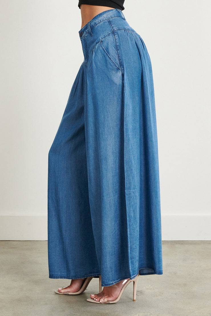 The Christen Wide Leg Trousers