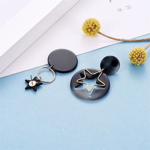 Women's Vintage Star Earring