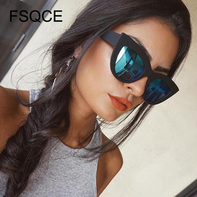Sunglasses Women Cat eye