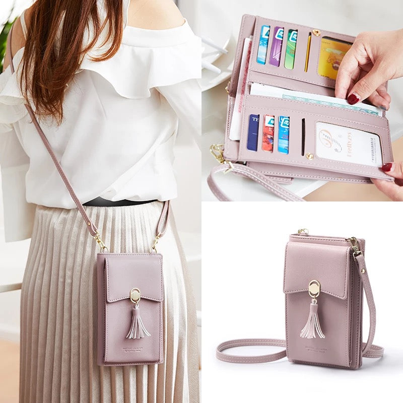 Summer Women Phone Shoulder Bag
