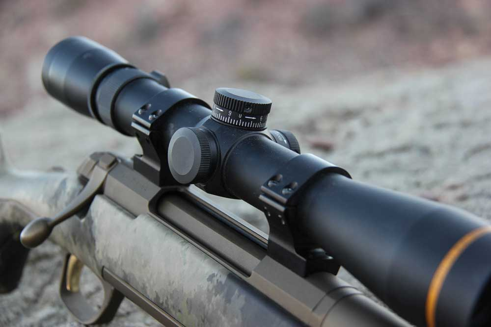 long rifle scope
