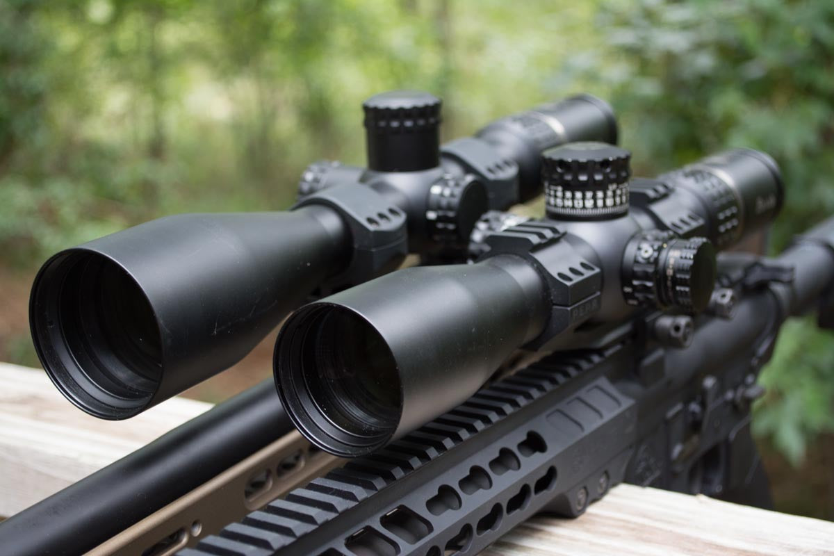 rifle scopes online