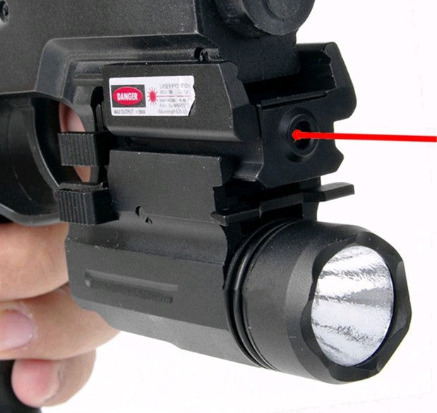 red dot laser sight