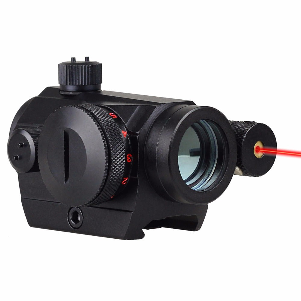 tactical red dot laser sight