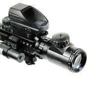 green dot sight