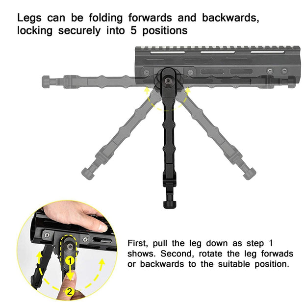 bipod for shooting