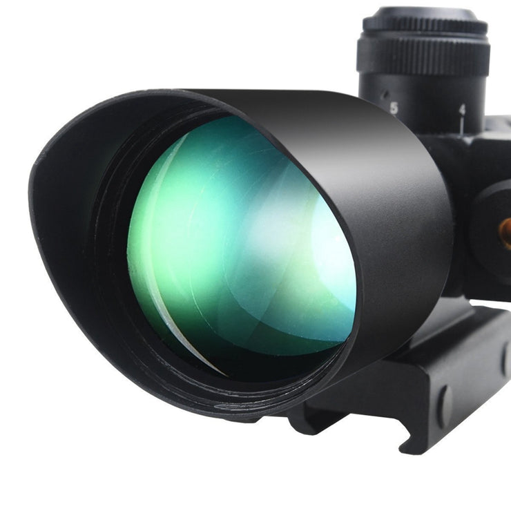 cvlife crosshair rifle scope