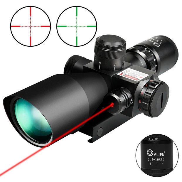 cvlife rifle scope